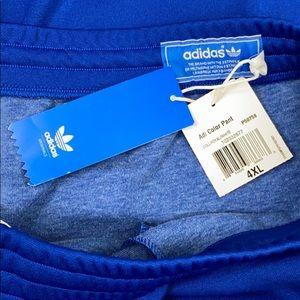 adidas Shirts - Adidas Two-Tone Blue Track Suit